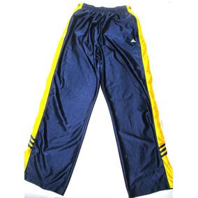 Pantalon adidas Desmontable Azul Y Amarillo Basketball 275784a33d26