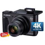 Camara Canon Sx740 4k Wifi - 40x Zoom 20,3mpx Nueva Oferta!!