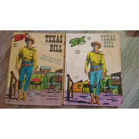 Gibi / Revista Tex N° 72 - Texas Bill