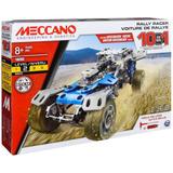 Meccano Auto De Rally 10 En 1 18203