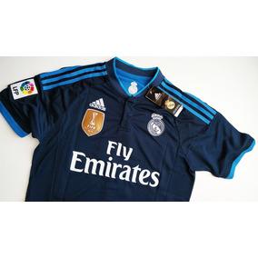 Jersey Real Madrid Chicharito Negra en Mercado Libre México 8782c72e1491d