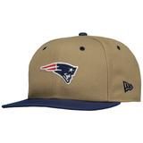 5b776381cab81 Boné New Era Nfl New England Patriots 950 Bege