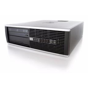 Pc Desktop Hp Compaq 6000 Pro Sff Intel Quad Core 4gb Ddr3