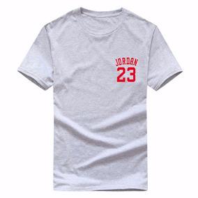 Camisetas Nike Jordan - Camisetas Manga Curta Masculino no Mercado ... 200b6c3c8db66