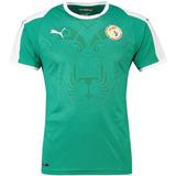 Camisa Seleção De Senegal - Unif. 2 - 2018 - Frete Grátis 35e28822cedbd