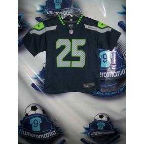 Jersey Oficial Original Nike Nfl Niño Seattle Seawaks 3098231de67