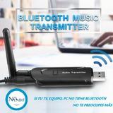 Transmisor Bluetooth Para Tv, Ponle Bluetooth A Lo Que Sea