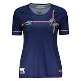 bdc5aedf9b580 Camisa Santos Azul Feminina - Camisa Santos no Mercado Livre Brasil