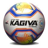 Bola Futsal Kagiva F5 Brasil Oficial X 2019