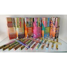 Incenso Special Blend Sortidos 25 Caixas C/ 8 Varetas
