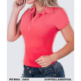 Blusa Polo Pit Bull Jeans Ref.m