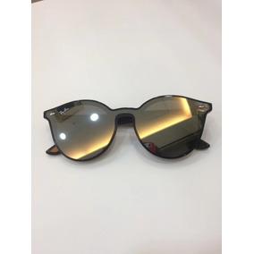Óculos Sol Ray-ban Round Blaze Original Masculino Feminino d150fd0502