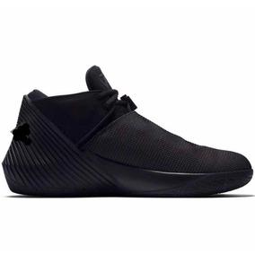 Tenis Nike Jordan Why Not Zero 1/ Negro Total / #7.5, 8 8.5