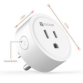 Echo Dot 3ra Gen Alexa Español, S/caja, Con Smart Plug