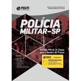 Apostila Pm-sp 2018 - Soldado Pm De 2 Classe