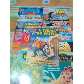Clássicos De Luxo Disney 11 A 15