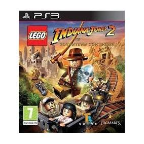Lego Indiana Jones Original Adventures Ps3 Original Completo