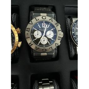 a2575bc87ee Bvlgari Diagono Titanium - Joias e Relógios no Mercado Livre Brasil