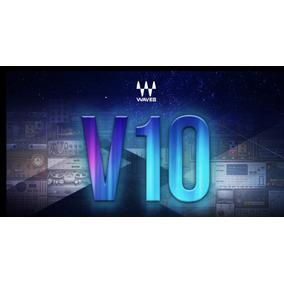 Waves 10 2018 Vst Vst3 Aax Au Mac Os X/ Windows