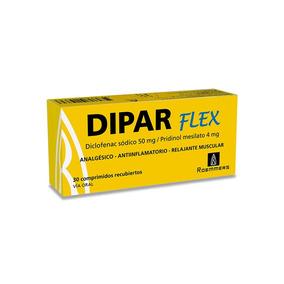 Dipar Flex X 30 Comprimidos Recubiertos