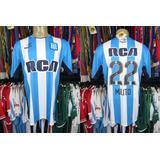 af49102ca8 Camisa Gremio Topper Celeste - Esportes e Fitness no Mercado Livre ...