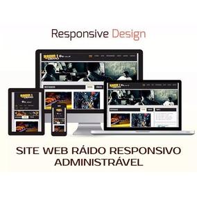 Rádio Web Site + Streaming