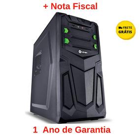 Gabinete Pc Gamer Mini Itx / Micro-atx / Atx Preto