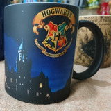 Taza Magica Castillo Hogwarts Harry Potter