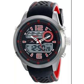 fc9a91940a2 Pulseira Polo Assn Sr626w Pc21j - Relógio Masculino no Mercado Livre ...