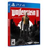 Wolfenstein 2 Ps4 Nuevo En Español (en D3 Gamers)