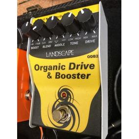 Pedal Organic Drive E Booster Landscape