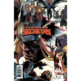 Guerras Secretas - N 03 - Marvel - Panini Comics