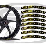 Adesivo Aro Oz Racing Etiquetas Personalizadas