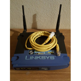 Router Lynksys Cisco Systems Wrt54g
