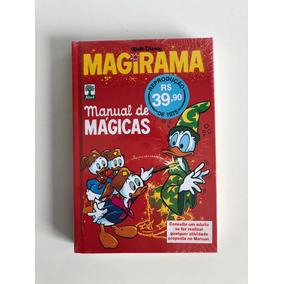 Hq Manual Disney Magirama Lacrado - Envio R$ 12