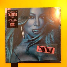 Lp /vinil Mariah Carey - Caution [eu] Pronta Entrega