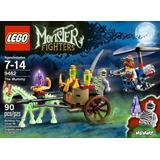 Lego 9462 Monster Fighters La Momia 90 Pcs. Retirado