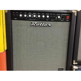 Amplificador Roller Bajo Rb 100 Watts Musicapilar