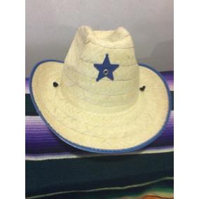 10 Sombrero Vaquero Sheriff Cowboy Fiesta Granja Vaquera Niñ 65607776103