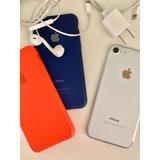 iPhone 7 32gb Perfeito Estado. Carregador E Fone Originais