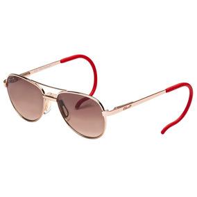 Óculos De Sol Lilica Ripilica Slr119 C02 44 Dourado vermelho por Compre  Oculos 586f9764d3