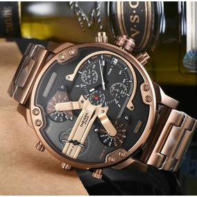 9b0db90a6aac Reloj Diesel Dz1675 Cafe - Relojes en Mercado Libre México