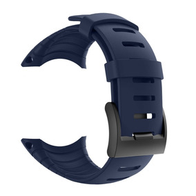 Suunto Core Correa, Goma Banda Reloj De Reemplazo Azul