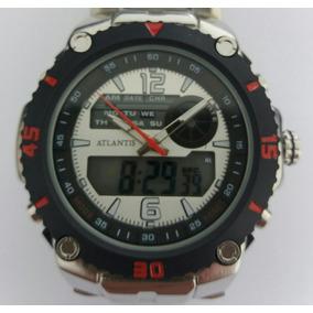 6ee99c9f334 Relogios Masculinos Importados Originais - Relógio Atlantis ...