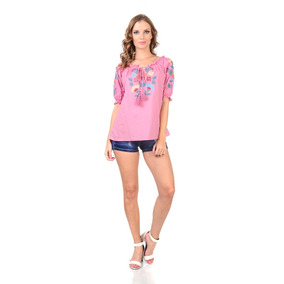 Blusa Capricho Collection Cmf-143