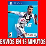 Fifa 19 Ps4 Digital Latino Garantia + Metodo 45% Off