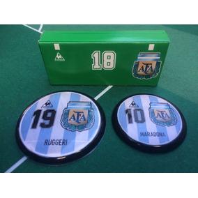 Luva Do Goleiro Da Argentina - Botões para Futebol de Botão no ... ef7f93537c554