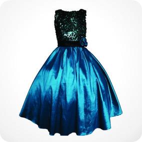 a6444ec4a Vestido Azul Grado - Vestidos 8 en Hidalgo en Mercado Libre México