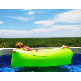Idyllic Air Lounger Tumbona Inflable De Nylon 100% - Hamaca