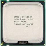 Micro Procesador Core 2 Duo E8400 De 3.0 Ghz 775